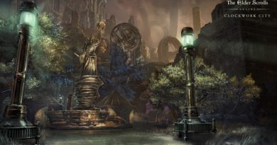Elder Scrolls Online - Clockwork City