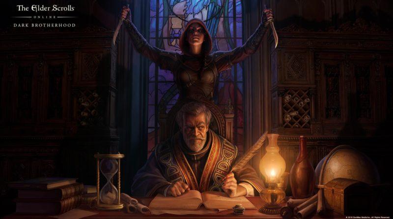 Elder Scrolls Online - Dark Brotherhood