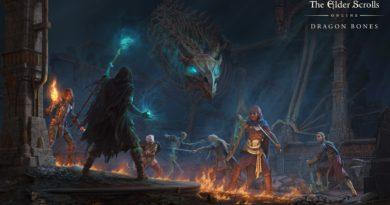 Elder Scrolls Online - Dragon Bones