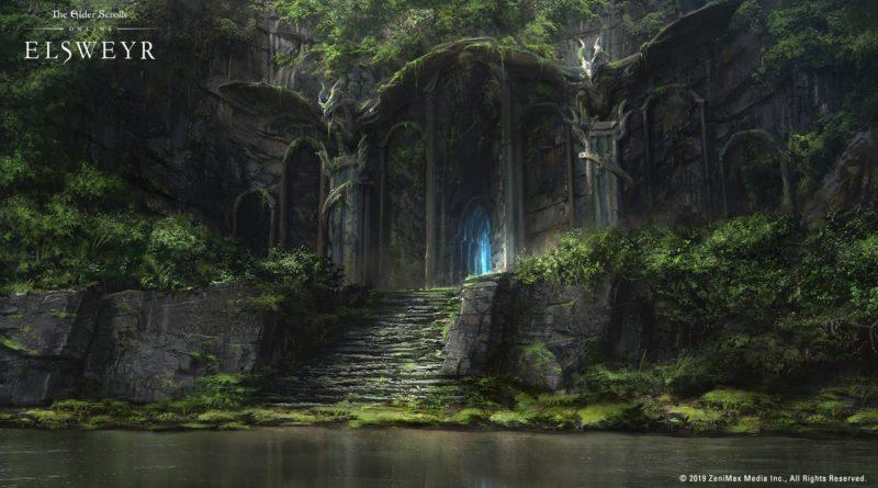 Elder Scrolls Online - Elsweyr - Dungeon