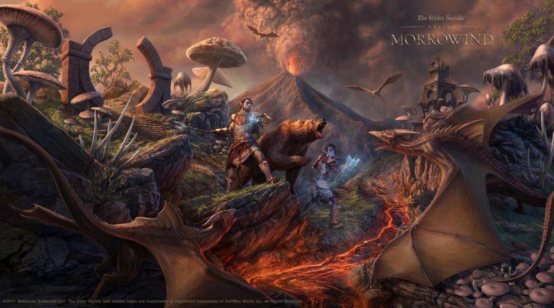 Elder Scrolls Online - Morrowind