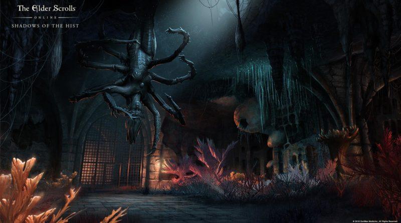 Elder Scrolls Online - Shadows of the Hist