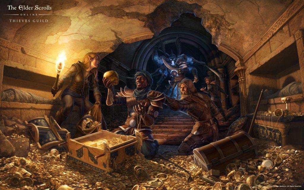 Elder Scrolls Online - Thieves Guild