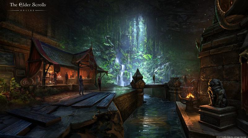 Elder Scrolls Online - Traders Cavern