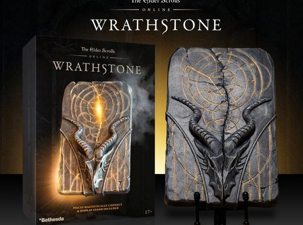 Wrathstone Tablet Box